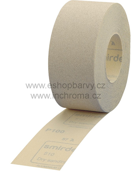 510 Velcro P*100 role 71mm/25m