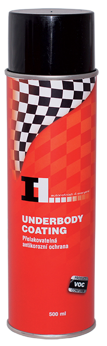 I1 UNDERBODY BITUMEN SPRAY 500ml