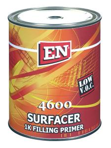 EN 4600 SURFACER GREY 1L